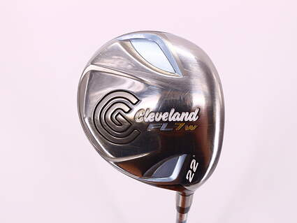 Cleveland Launcher FL Fairway Wood 7 Wood 7W 22° Cleveland Action Ultralite W Graphite Ladies Right Handed 41.0in
