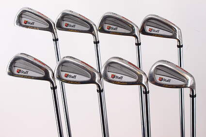 Wilson Staff Robert Mondrella Signature Iron Set 3-PW Stock Steel Shaft Steel Stiff Right Handed 38.0in