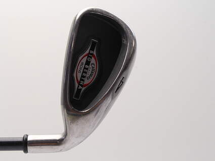 Callaway 2002 Big Bertha Single Iron 4 Iron Callaway RCH 75i Graphite Stiff Right Handed 39.5in
