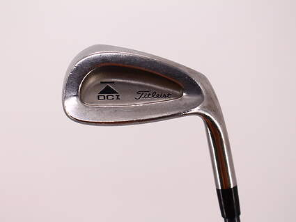 Titleist DCI 762 Single Iron 8 Iron Stock Graphite Shaft Graphite Regular Right Handed 36.25in