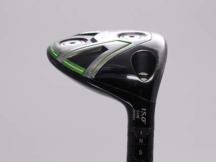 Callaway GBB Epic Sub Zero Fairway Wood 3 Wood 3W 15° Fujikura Pro 72 Graphite Stiff Right Handed 43.0in