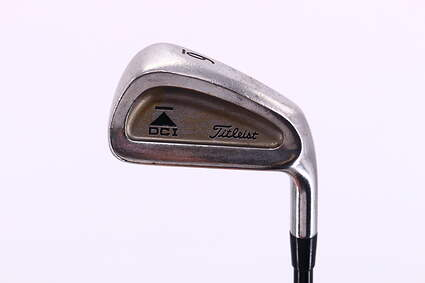 Titleist DCI 762 Single Iron 6 Iron Stock Graphite Shaft Graphite Regular Right Handed 37.25in