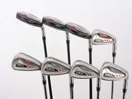 Adams Idea A3 Iron Set 3-PW True Temper Player Lite Steel Regular Right Handed 38.0in
