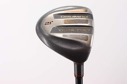 ORLIMAR Trimetal Fairway Wood 7 Wood 7W 21° Rapport SL Ultralite Graphite Regular Right Handed 42.5in