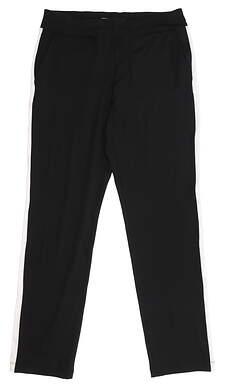 New Womens Sport Haley Pull On Pants Medium M Black H193116PM MSRP $74