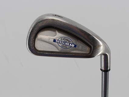 Callaway X-14 Single Iron 4 Iron Stock Graphite Shaft Graphite Regular Right Handed 38.5in