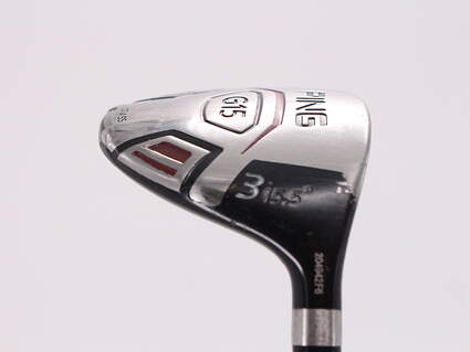 Ping G15 Fairway Wood 3 Wood 3W 15.5° Ping TFC 149F Graphite Ladies Right Handed 42.25in