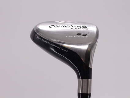 Cleveland Launcher Steel Fairway Wood 7 Wood 7W 22° Cleveland Launcher Graphite Regular Right Handed 42.5in