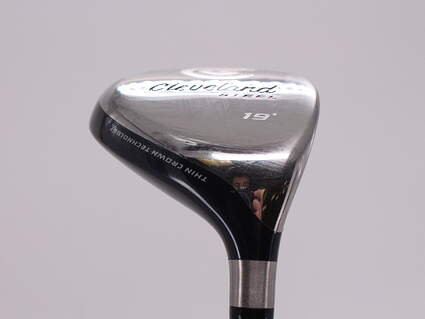 Cleveland Launcher Steel Fairway Wood 5 Wood 5W 19° Grafalloy ProLaunch Blue 65 Graphite Regular Right Handed 42.75in