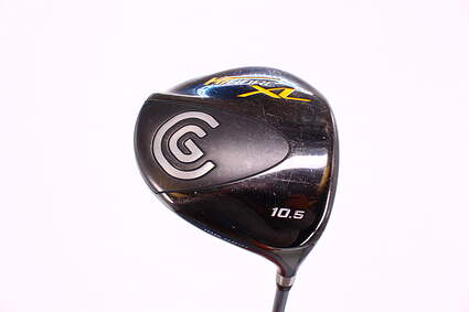 Cleveland Hibore XL Driver 10.5° Cleveland Fujikura Fit-On Gold Graphite Senior Right Handed 45.25in
