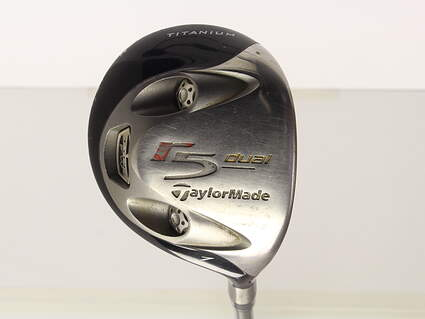 TaylorMade R5 Dual Fairway Wood 7 Wood 7W TM M.A.S.2 55 Graphite Regular Right Handed 42.0in