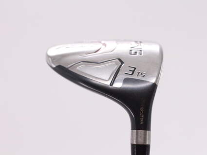 Ping G20 Fairway Wood 3 Wood 3W 15° Ping TFC 169F Graphite Regular Right Handed 42.75in