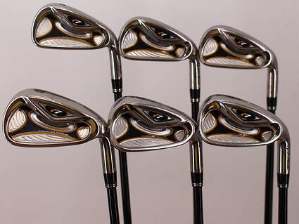 TaylorMade R7 Iron Set 5-PW TM Reax 55 Graphite Regular Right Handed 38.0in