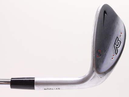 Nike SV Tour Chrome Wedge Gap GW 52° 10 Deg Bounce True Temper Dynamic Gold SV S400 Steel Stiff Right Handed 35.5in