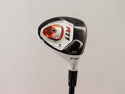TaylorMade R11 Fairway Wood 7 Wood 7W 21° TM Fujikura Blur 60 Graphite Stiff Right Handed 42.5in