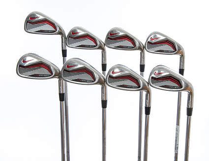 Nike VRS Covert 2.0 Iron Set 4-PW GW True Temper Dynalite 105 Steel Regular Right Handed 37.75in