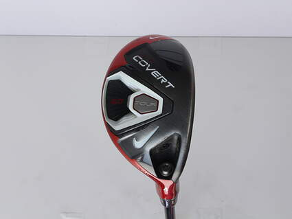 Nike VRS Covert 2.0 Tour Hybrid 4 Hybrid 23° Mitsubishi Kuro Kage Silver 80 Graphite Stiff Right Handed 40.0in