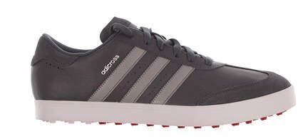 New Mens Golf Shoe Adidas Adicross V Medium 8 Gray F33394 MSRP $100