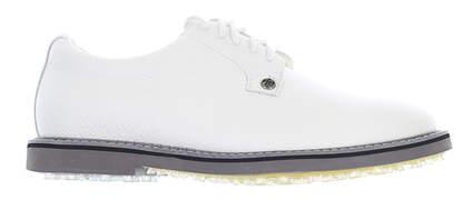 New Mens Golf Shoe G-Fore Gallivanter 7.5 White SM171522GR MSRP $185
