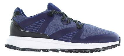 New Mens Golf Shoe Adidas Crossknit 3.0 Medium 8.5 Blue BB7886 MSRP $150