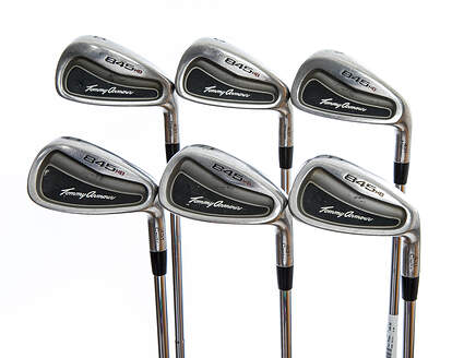 Tommy Armour 845HB Iron Set 5-PW True Temper Steel Regular Right Handed 37.75in