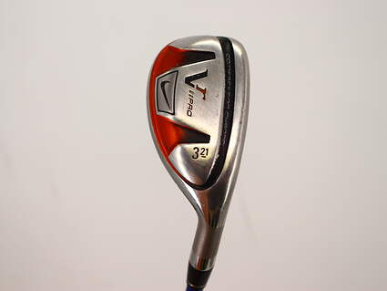 Nike Victory Red Pro Hybrid 3 Hybrid 21° Project X 6.0 Graphite Stiff Right Handed 40.5in