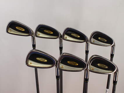 Titleist DCI 822 Oversize Iron Set 4-PW Titleist UltraLight 75 Graphite Regular Right Handed 38.5in