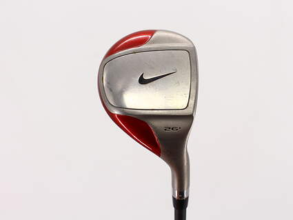 Nike CPR Hybrid 5 Hybrid 26° Nike CPR Graphite Stiff Right Handed 38.5in