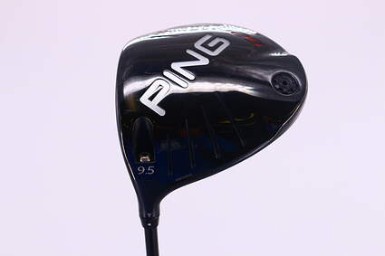 Ping G25 Driver 9.5° Ping TFC 189D Graphite Tour Stiff Left Handed 43.75in