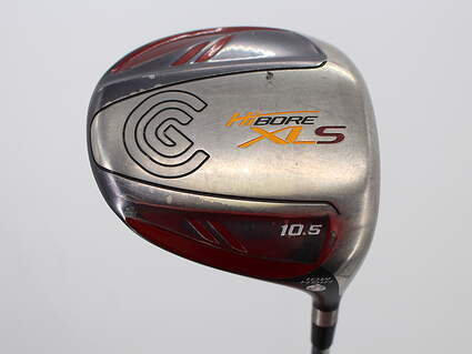Cleveland Hibore Monster XLS Driver Cleveland Gold Graphite Shaft Graphite Right Handed 45.25in