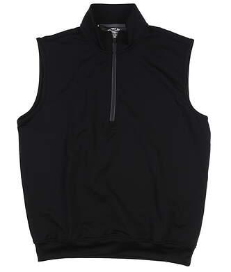 New Mens Straight Down Vest Large L Black 60349 MSRP $90
