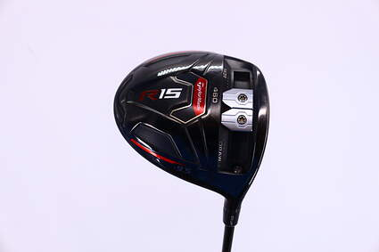 TaylorMade R15 Black Driver 9.5° Fujikura Pro 60 Graphite Stiff Right Handed 46.0in
