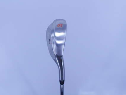 Mint Miura Passing Point Neo PP-W01 Wedge Gap GW 50° FST KBS Wedge Steel Stiff Right Handed 35.5in