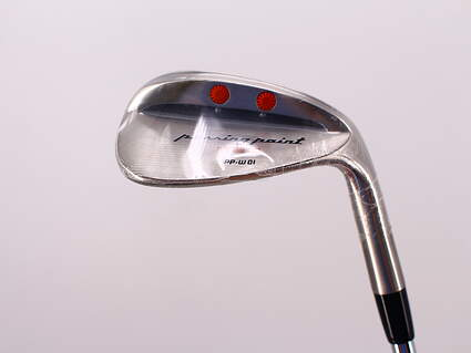 Mint Miura Passing Point Neo PP-W01 Wedge Pitching Wedge PW 48° FST KBS Wedge Steel Stiff Right Handed 35.75in