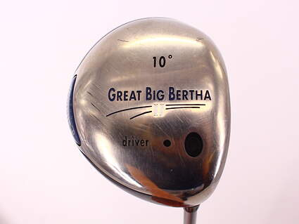 Callaway Great Big Bertha II Driver 10° Callaway GBB System 60 Graphite Firm Right Handed 44.5in