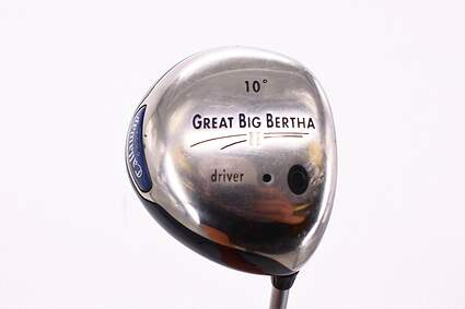 Callaway Great Big Bertha II Driver 10° Callaway GBB System 60 Graphite Regular Right Handed 45.0in