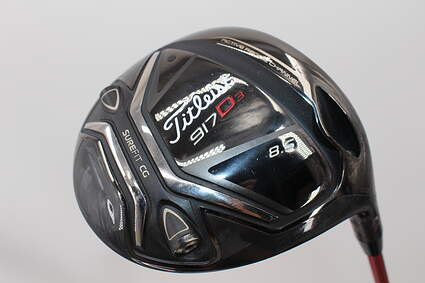 Titleist 917 D3 Driver 8.5° Graphite Regular Right Handed 45.5in