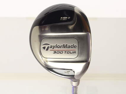 Mint TaylorMade 300 Tour Fairway Wood 5 Wood 5W 19° TM Tour R-80 Graphite Regular Right Handed 41.75in