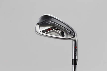Mint Ping I25 Single Iron 6 Iron Project X 6.5 Steel X-Stiff Right Handed Red dot 37.25in