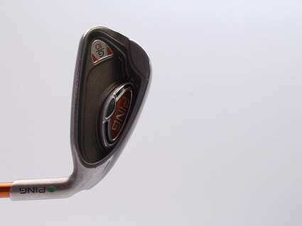 Ping G10 Single Iron 8 Iron Ping TFC 129I Graphite Regular Right Handed Green Dot 36.25in