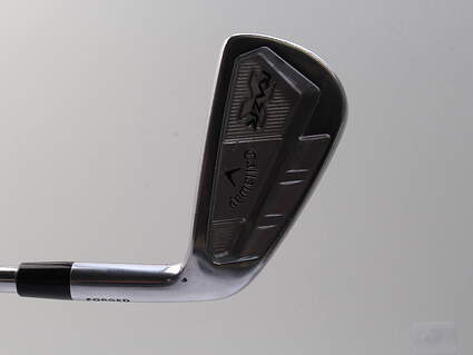 Callaway Razr X Forged Single Iron 6 Iron Project X Flighted 5.5 Steel Stiff Right Handed 37.25in