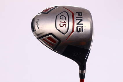 Ping G15 Driver 12° Ping TFC 149D Graphite Soft Regular Right Handed 44.5in