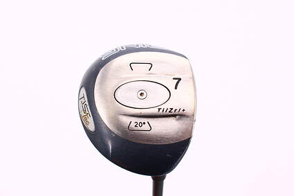 Ping Tisi Tec Fairway Wood 7 Wood 7W 20° PING 350 series Cushin Graphite Regular Right Handed 42.5in