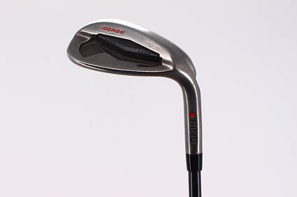Ping Tour Gorge Wedge Lob LW 60° Thin Sole Ping TFC 80i Graphite Senior Right Handed Red dot 35.25in
