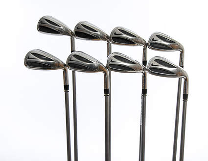 Nike Slingshot Iron Set 5-PW GW SW Mitsubishi iDiamana Slingshot Graphite Ladies Right Handed 37.0in