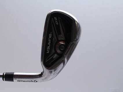 TaylorMade Burner 2.0 HP Single Iron 5 Iron TM Burner 2.0 85 Steel Stiff Right Handed 38.5in