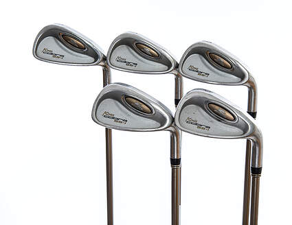 Cobra SS-i Oversize Iron Set 6-PW Cobra Aldila HM Tour Graphite Senior Right Handed 37.75in