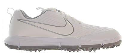 New Womens Golf Shoe Nike Explorer 2 6 White/Grey AA1846 101 MSRP $80