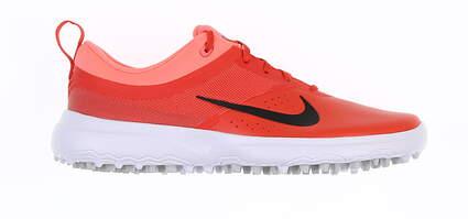 New Womens Golf Shoe Nike Akamai Medium 6.5 Max Orange 818732 800 MSRP $75