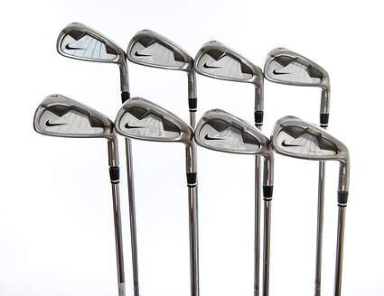 Nike NDS Iron Set 3-PW True Temper Steel Uniflex Right Handed 38.0in